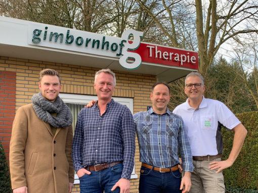 Gevelreclame Gimbornhof Therapie